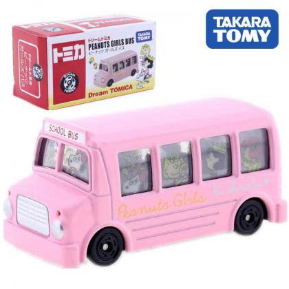 Tomica Peanut Girl Bus