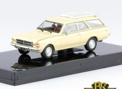 Mais um grande modelo brasileiro da BR Classics: Caravan!