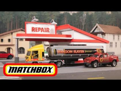 "Matchbox in ""For the Kids"" 