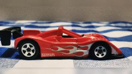 #Ferrari 333 SP