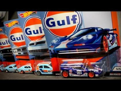Lamley Preview: Hot Wheels 2019 Car Culture Gulf