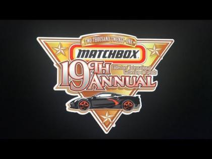 Matchbox 2022 Sneak Peek Presentation Livestream