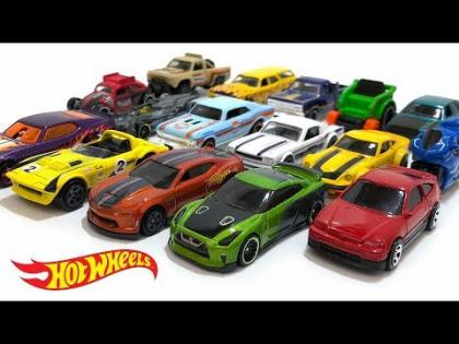 Opening New Hot Wheels 2019 C Case Cars!