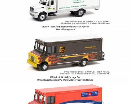 Dois novos lotes da série H.D. Trucks chegando em breve nas lojas dos EUA