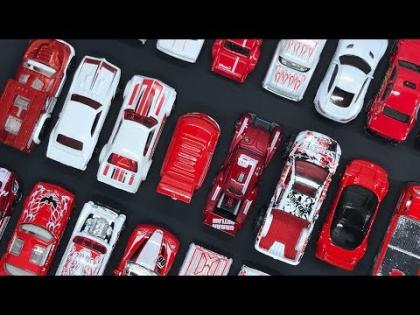 Up-to-Date: All 24 Hot Wheels Target Red Editions
