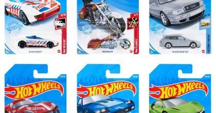 Mais detalhes dos últimos Hot Wheels básicos deste ano