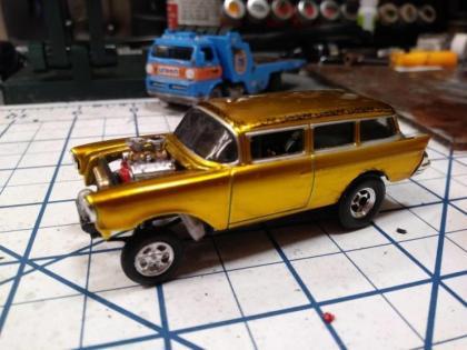 The Gold Brick Gasser