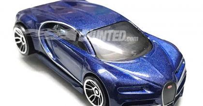 Novas fotos dos inéditos Bugatti e Civic