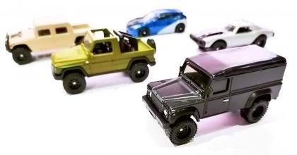 Os carros do novo lote da série Fast And Furious Premium!