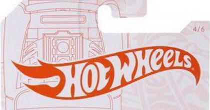 A série comemorativa de 52 anos da Hot Wheels!